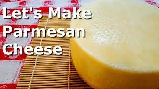 Homemade Parmesan Cheese at Deep South Texas