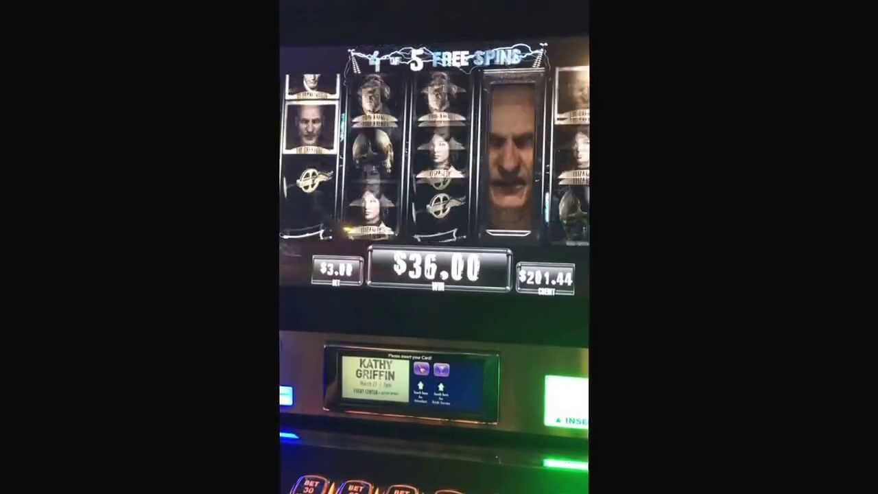 frankenstein slot machine