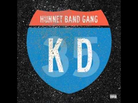 Hunnet Band Gang - KD Remix Featuring Young Dolph