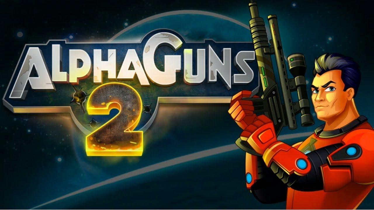 Alpha Guns 2 Android Gameplay  E1 B4 B4 E1 B4 B0
