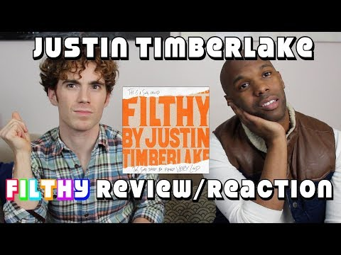 Cover Lagu Justin Timberlake - Filthy (Review/Reaction) STAFABAND
