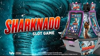 Sharknado Slot Game™ streaming
