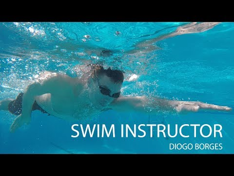 Private Swim Lessons With Instructor Diogo Borges