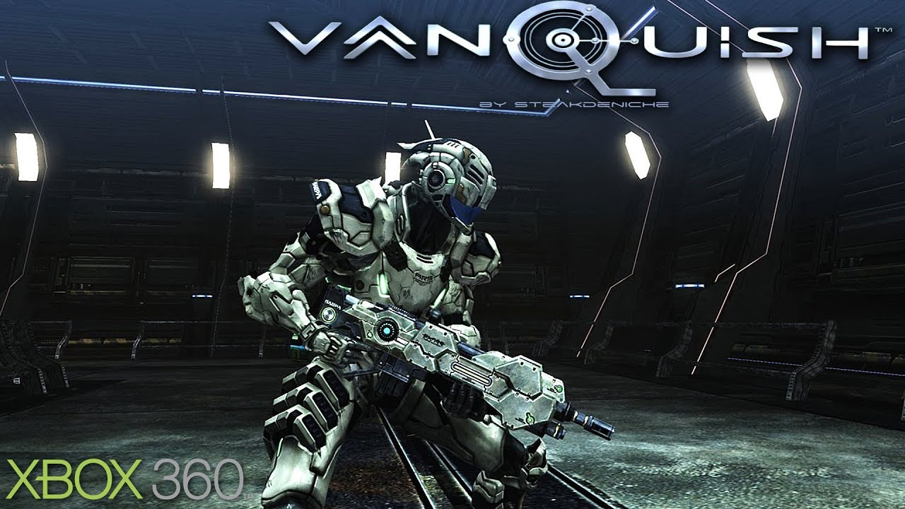 Vanquish Gameplay (XBOX 360 HD) - YouTube
