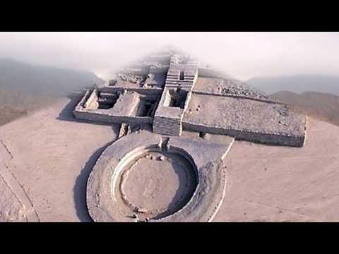 Caral's Ancient Pyramids