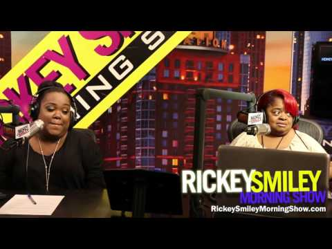"Rickey Smiley Interviews Juicy & Ms. Minne Of ""Little Women: Atlanta"""