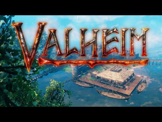 VALHEIM: Sunday Morning Chill!!
