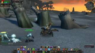 WoW Outland - The Infested protectors