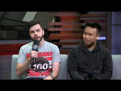 TSM Reginald and 100T Nadeshot talk about roster changes in the off season!