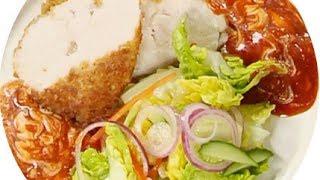 Жареная сочная куриная грудка с хрустящей корочкой / рецепт от шеф-повара / Илья Лазерсон