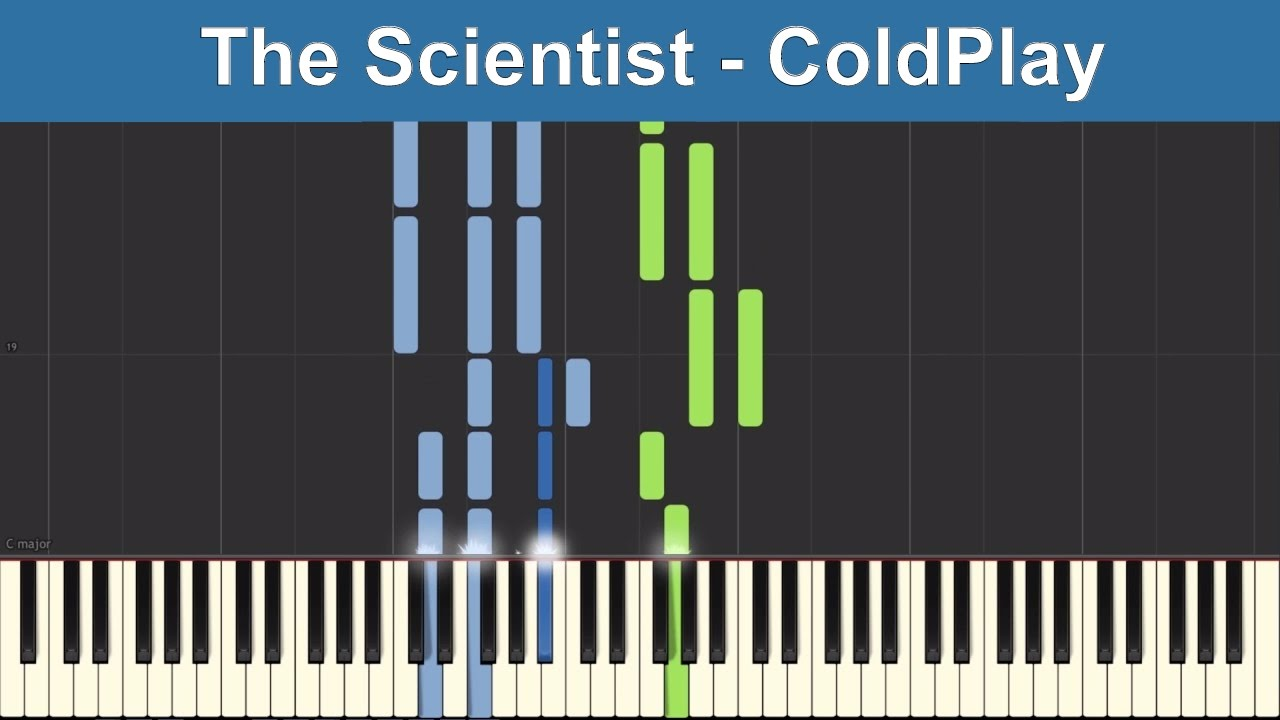 The scientist coldplay synthesia piano tutorial youtube the scientist coldplay synthesia piano tutorial baditri Gallery