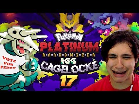 LOST SOULS! Pokémon Platinum Randomizer...