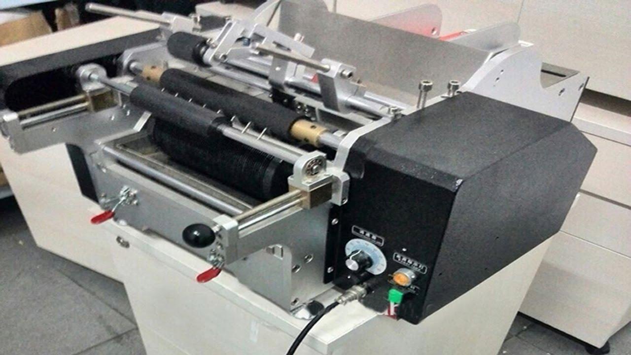 Wet Glue Label Applicator Machine Semi Automatic Cold