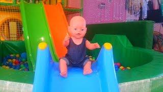 Играюсь с Беби Борном Сережкой  Baby Born Serge