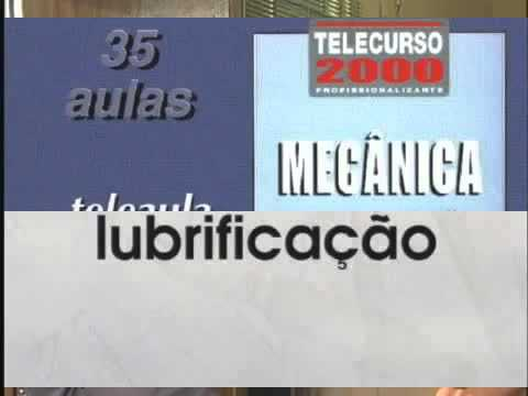 video telecurso 2000 mecanica