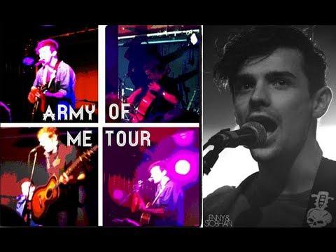 ARMY OF ME TOUR - Max Milner