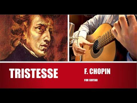 F.  Chopin - Tristesse (Etude Op. 10, No 3)