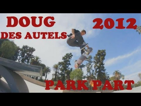 Doug Des Autels 2012 Skate park part
