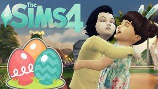 The Sims 4 Challenge...Wyzwanie: 100 dzieciaczków #78 - 🌷Wielkanocne