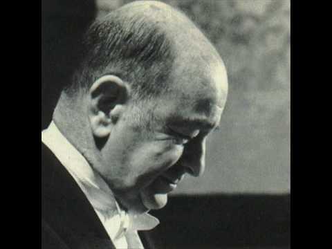 Cherkassky plays Chopin Nocturne op.27 no.2