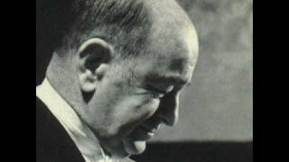 Cherkassky plays Chopin Nocturne op.27 no.2