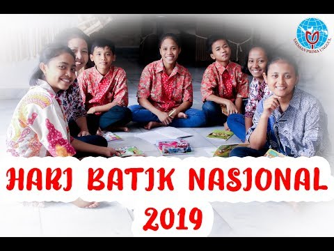 Hari Batik Nasional 2019 || YPU