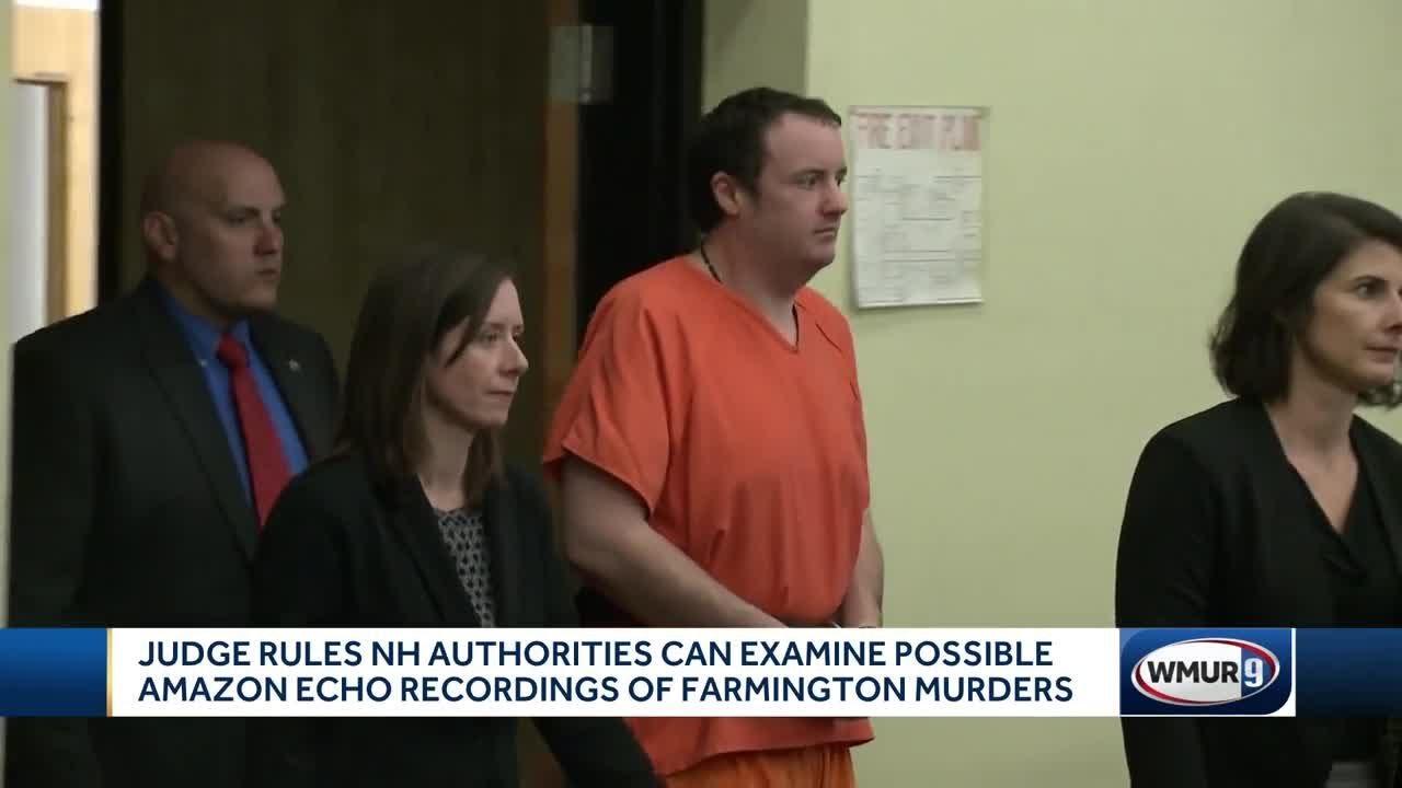 Judge says prosecutors can examine Amazon Echo recordings in