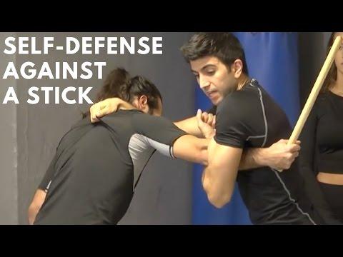 ISRAELI KRAV MAGA SERIES | Ep. 17 Defense Against A Stick