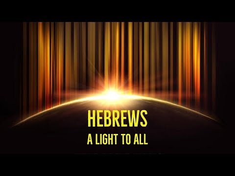 Hebrews are to be, a light to our lost brethren, as well as a light to the gentile nations.