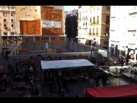 Rastro del Centro de Valencia
