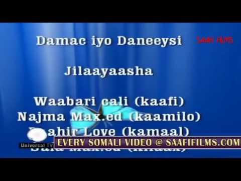 DANEYSI QISO DHAB AH NAIROBI 2017