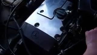 190e m111 engine swap idle