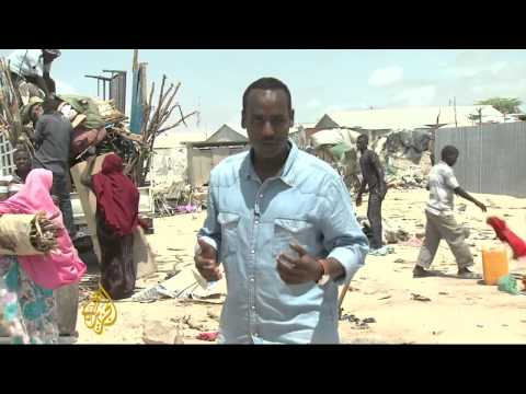 Somalia humanitarian aid 'not reaching' needy