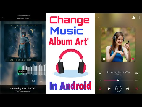 How To Add Image In Mp3 Song In Android