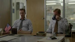 Download True Detective - Rust Cohle gets scolded Mp3 and Videos