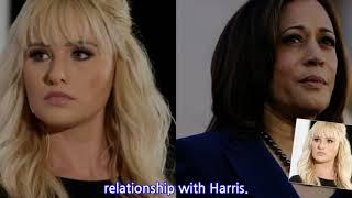 Fox News' Tomi Lahren Accused Kamala Harris Of 'Sleeping Her Way To The Top' In...