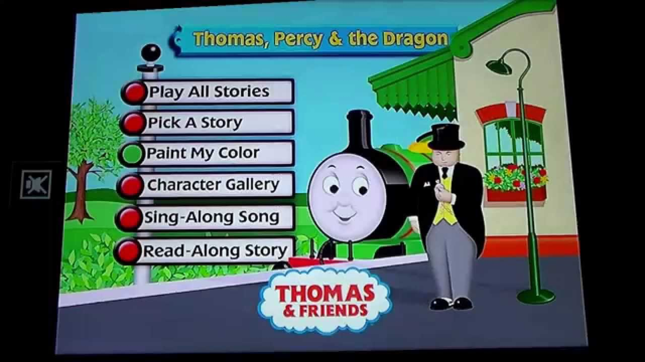 Thomas and Friends Home Media Reviews Episode 9 - Thomas ...