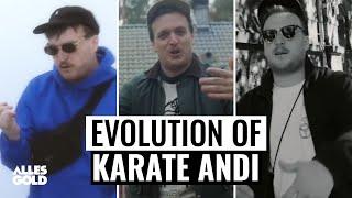KARATE ANDI: Video Evolution von CHRONIK III über MOFA bis CORNER
