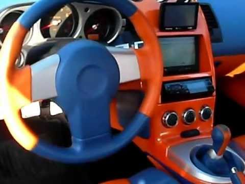 nissan 350z modified interior. nissan 350z 2 x12 350z modified interior r