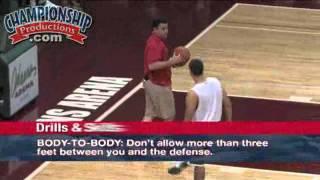 Sean Miller: Beating Pressure Defenses