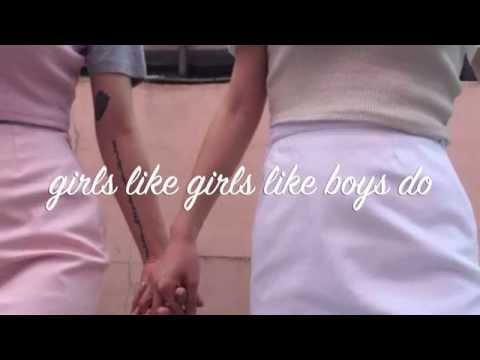 Hayley Kiyoko - Girls Like Girls (lyrics)