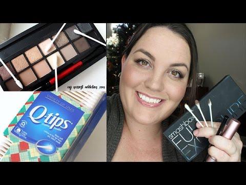 Eye makeup with q tips tutorial youtube eye makeup with q tips tutorial ccuart Image collections