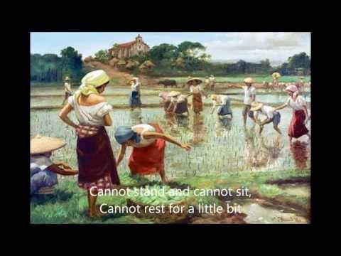 Mabuhay Singers-Planting Rice/Magtanim Hindi Biro