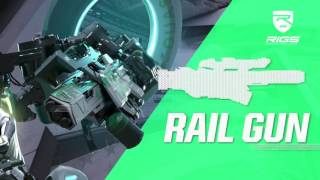 RIGS Mechanized Combat League | Angel Engineer Ability | PlayStation VR