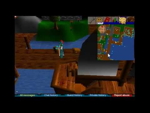 Runescape Classic Quest Dragon Slayer Youtube