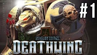 Space Hulk Deathwing Gameplay Walkthrough Part 1 - Chapter 1 Intro