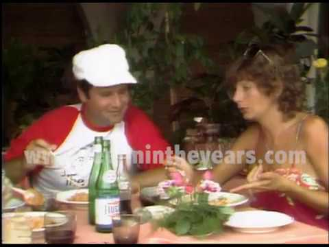 Penny Marshall/Rob Reiner- Interview (Venice, Italy) 1979 [RITY Archives]