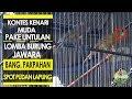 Lomba Kicau Burung Kenari Test Pake Untulan Bongkar Isian Depan Juri Eps   Mp3 - Mp4 Download
