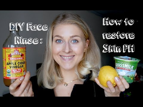 How to Easily Restore your Natural Skin pH Balance?