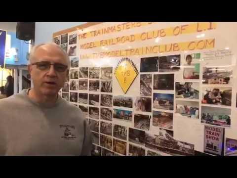 TrainWorld Visits TMB Train Club In Farmingdale NY Part 1